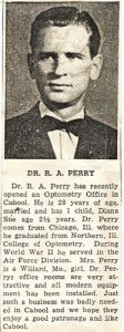 Perry Family Vision